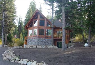 Payette Wilderness Lodge- this