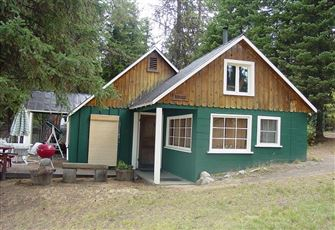 Charming McCall Cabin Located