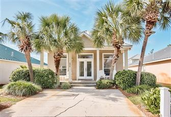 Dolphin's Retreat at Maravilla in Destin is a Terrific Cottage to Create Family