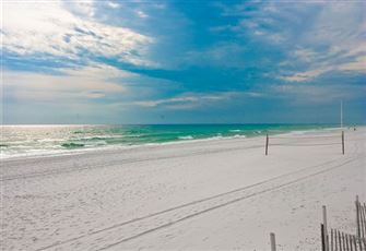 Coastal View Unit in a Beach Front Building,  Located on Okaloosa Island!