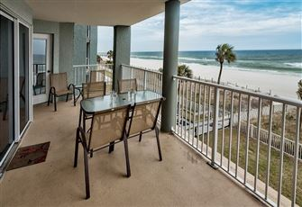 This 2nd Floor Condo is a Beautiful Place at the Beach for you and your Family.