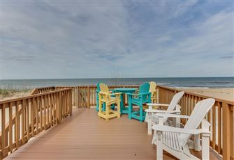 OCEANFRONT with panoramic