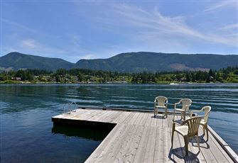 Lake Cowichan Escape is