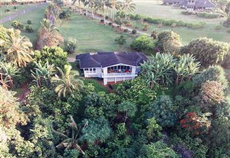Located in Kilauea on