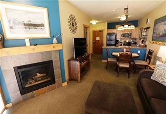 2bd/2ba Ski-in Ski-out 5-Star