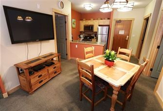 2 Bed/2 Bath Ski-in/Ski-out