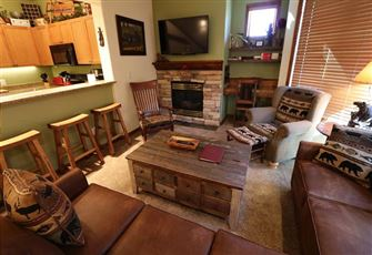 Spectacular 3bd/2ba Ski-in