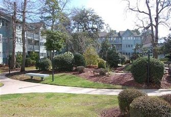 2br/2ba Courtyard-View Unit Provides