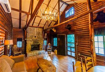 Cliff Creek Cabin is