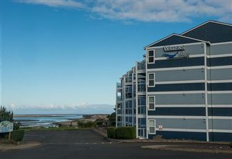 Experience Siletz Bay from
