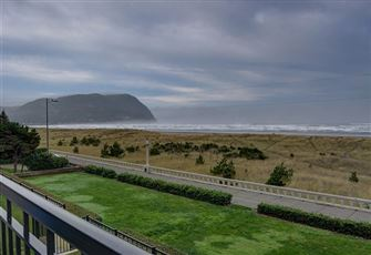 Sweeping Oceanfront Views from