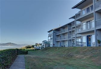 Oceanfront Home in the