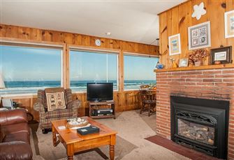 Pet Friendly Oceanfront W/