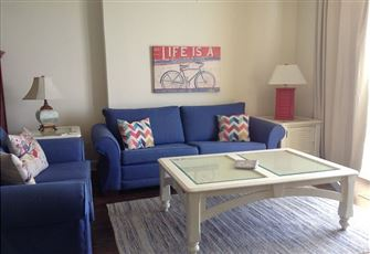 Fully Furnished Two Bedroom/Two
