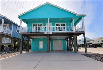 This Premier Two-Story Beach