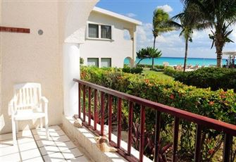 Ground Floor Oceanfront Condo