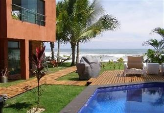Exceptional Beachfront Property -