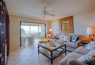 Gulf Front Three Bedroom