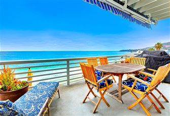 Panoramic Oceanfront Views from