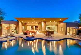 Contemporary Multi-Million Dollar Home
