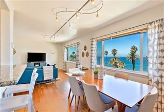 This Oceanfront Apartment Boasts