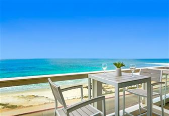 Ideally Located Oceanfront at