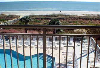 4th Floor Oceanfront Condo
