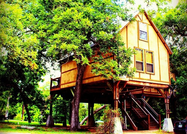 One bedroom cabin in Seguin, TX #216526