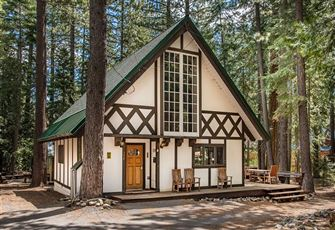 Our Chalet in Tahoe