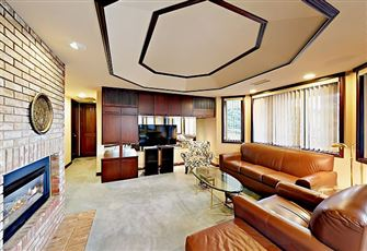 Luxury Comforts Abound at