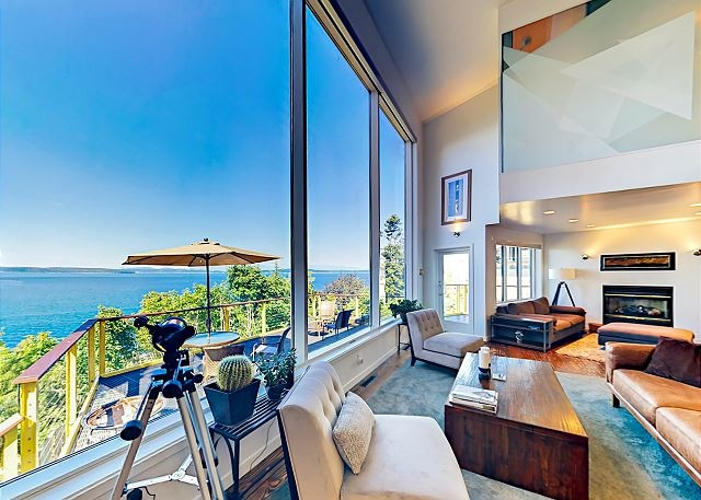 Dreamy Seattle 3 bedroom vacation home near Alki Beach #245179