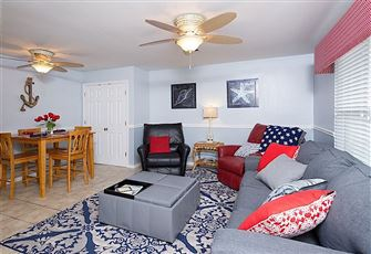 This Ground-Floor 2br/2ba Corner-Unit