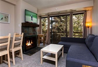 This 2br/2ba Mountain Condo