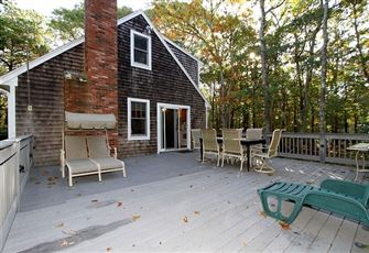 Secluded 4br/2ba Eastham Cape