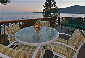 Enjoy Spectacular Lake Tahoe