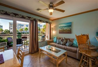 Our 1br/1ba Galveston Condo