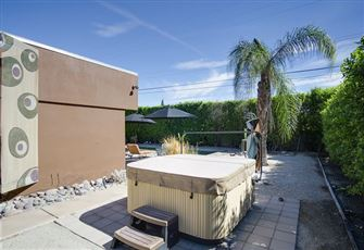 3br/2ba Modernist Palm Springs