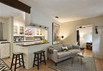 This Remodeled 2br/1ba Home
