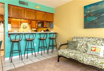 Colorful and Comfortable 1br/1ba