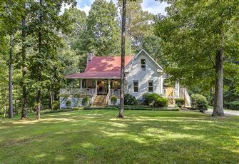Leiper's Fork Farmhouse with