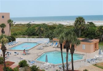 St Augustine Beach and