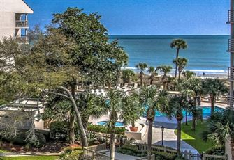 Located Oceanfront in Palmetto