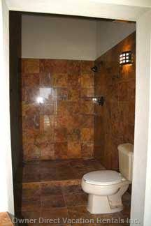 Ensuite Bathroom in Jr. Suite