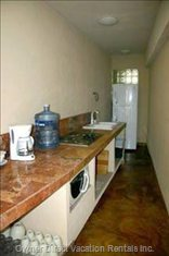 Typical Kitchenette in Apartments