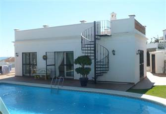 Beautiful Luxury 3 Bedroom Villa , Punta Lara, Nerja