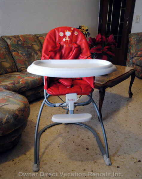 Highchair Available for Babies
