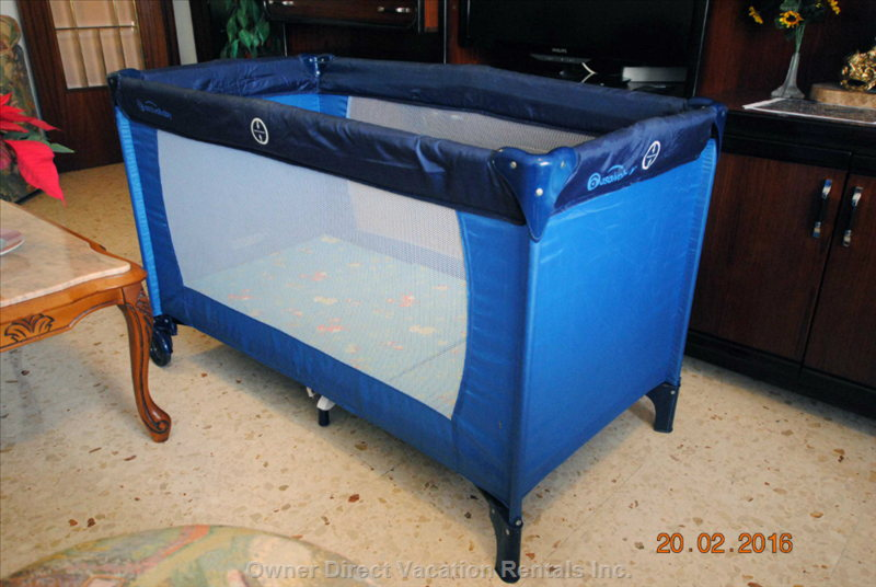 Baby Crib Available