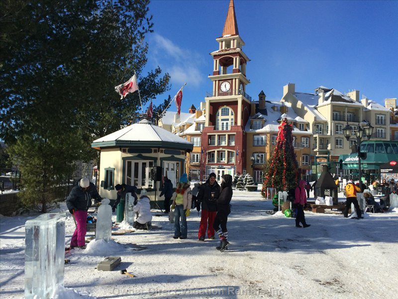 Old Mont Tremblant Village is Just 14 Min from our House , Shuttle Service Available by Request!