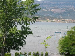 Lakeview - this is the Beautiful Lakeview from this Property.  the Lake is Just 30 Steps from the Yard.