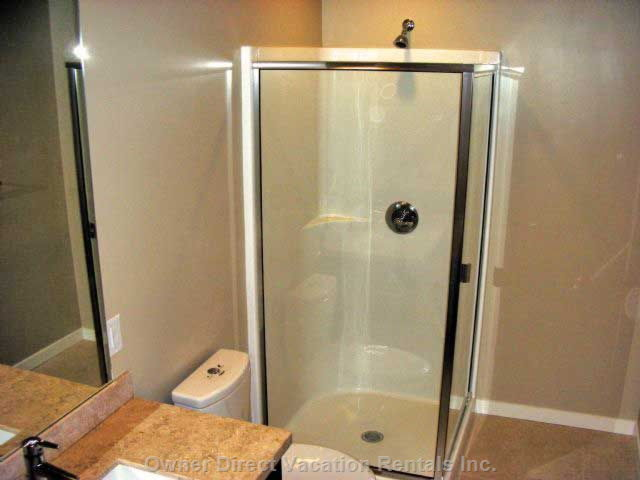 Large Separate Shower